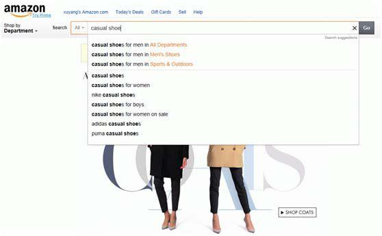 亚马逊选品、展现产品与设置搜索关键词