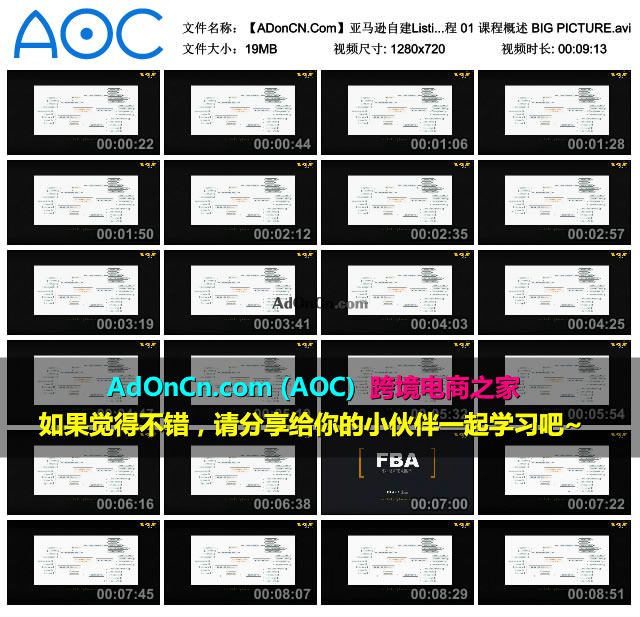 【ADonCN.Com】亚马逊自建Listing运营课程 01 课程概述 BIG PICTURE.avi thumbs 2016.02.18.19 34 51 - 亚马逊自建Listing运营课程 01 课程概述 BIG PICTURE