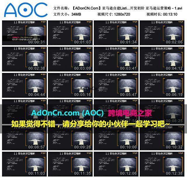 【ADonCN.Com】亚马逊自建Listing运营课程 03 产品开发初阶 亚马逊运营策略 - 1.avi_thumbs_2016.02.18.19_35_18