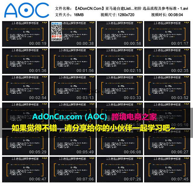 【ADonCN.Com】亚马逊自建Listing运营课程 06 产品开发初阶 选品流程及参考标准 - 1.avi_thumbs_2016.02.18.19_35_38