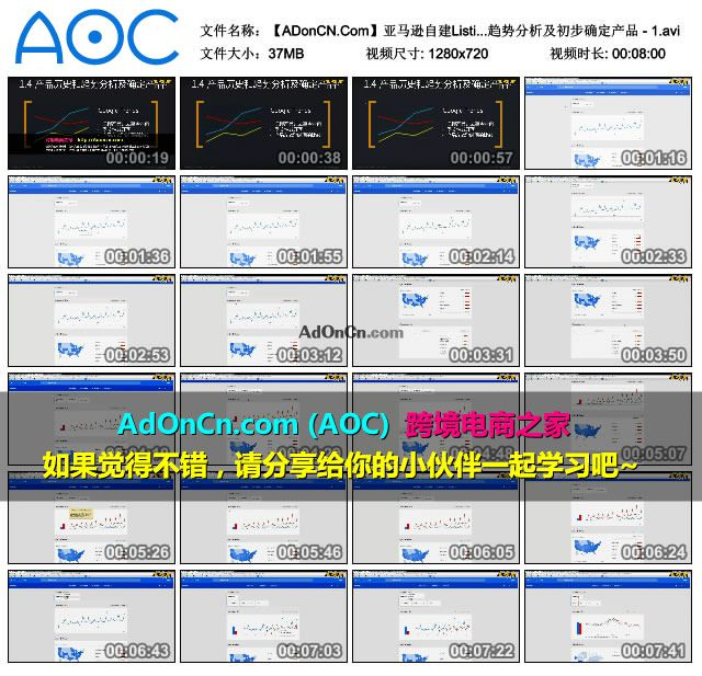 【ADonCN.Com】亚马逊自建Listing运营课程 10 产品开发初阶 产品的历史和趋势分析及初步确定产品 1.avi thumbs 2016.02.18.19 36 06 - 亚马逊自建Listing运营课程 10 产品开发初阶 产品的历史和趋势分析及初步确定产品 - 1