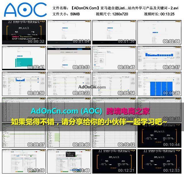 【ADonCN.Com】亚马逊自建Listing运营课程 16 产品上架及优化 站内外学习产品及关键词 - 2.avi_thumbs_2016.02.18.19_36_54