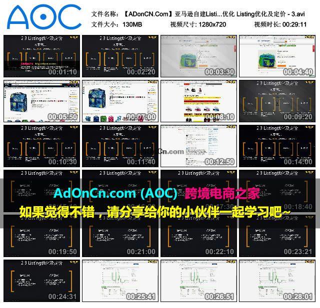 【ADonCN.Com】亚马逊自建Listing运营课程 19 产品上架及优化 Listing优化及定价 - 3.avi_thumbs_2016.02.18.19_37_15