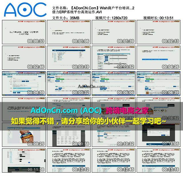 【ADonCN.Com】Wish商户平台培训教程 12 借力ERP系统平台高效运作.AVI_thumbs_2016.02.18.18_56_40