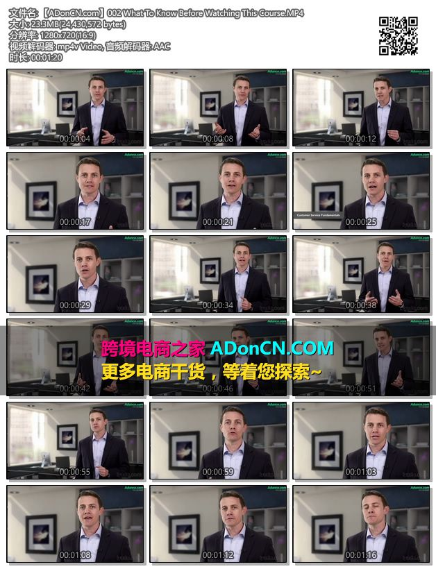 【ADonCN.com】002 What To Know Before Watching This Course.MP4