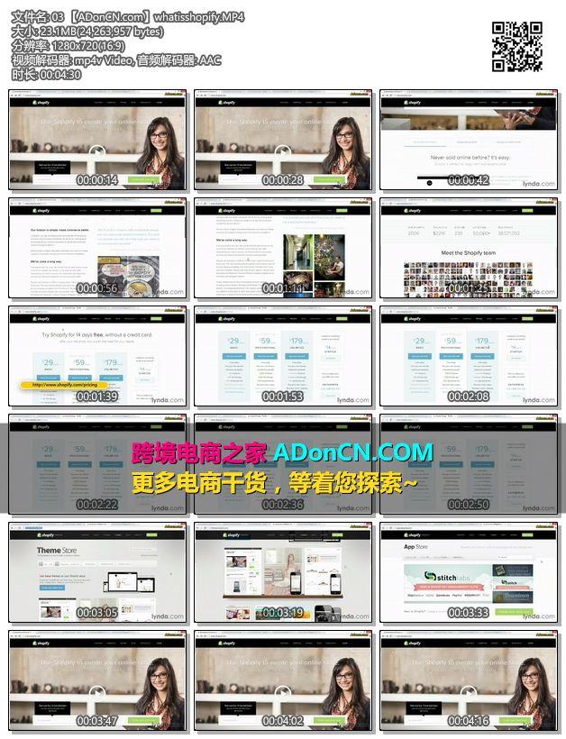 一步一步教你利用 Shopify.com 中小零售商平台上网上开店