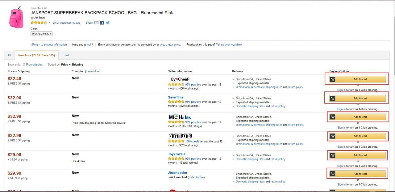 亚马逊账户注册:亚马逊账号类型详解