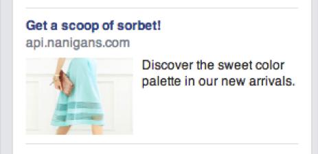 如何提高你的Facebook侧边栏广告
