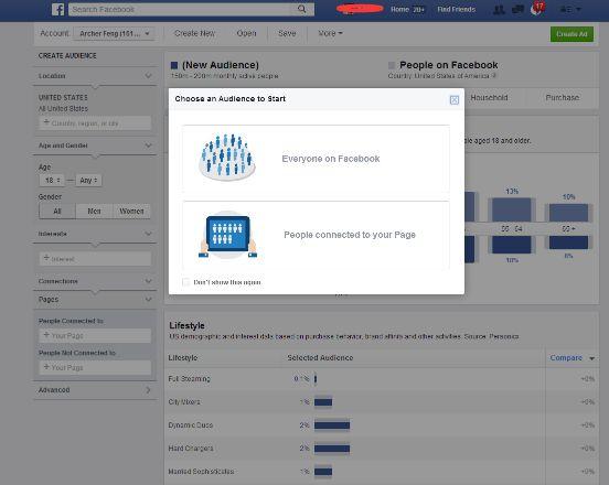手把手教你如何精准定位Facebook的广告受众