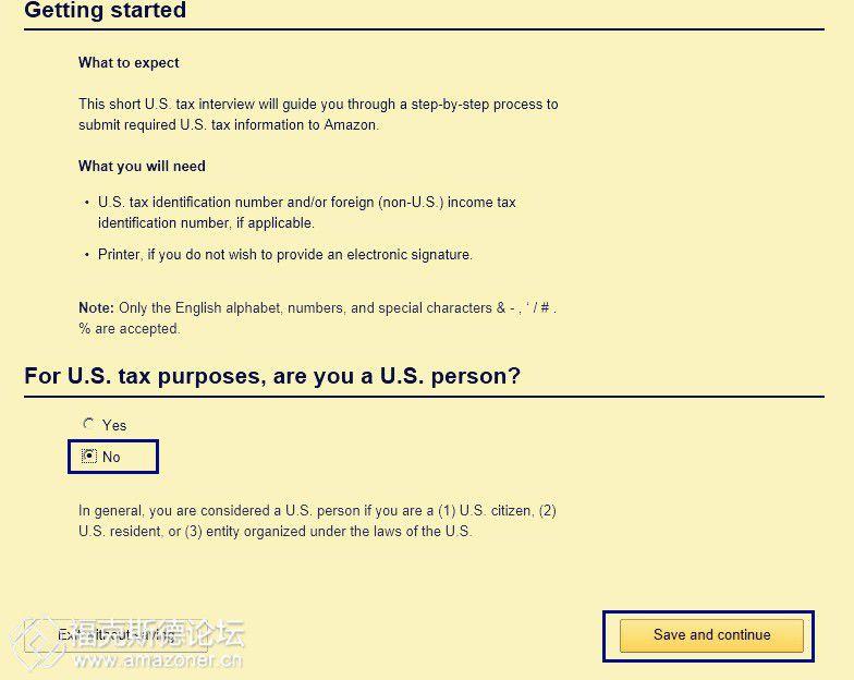 Amazon卖家帐户:个人账户如何升级为企业账户