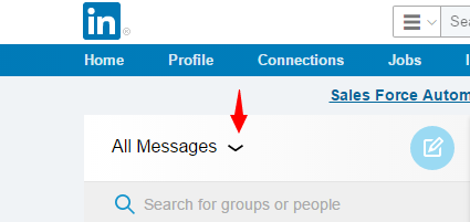 Linkedin的又一重大改版:Message