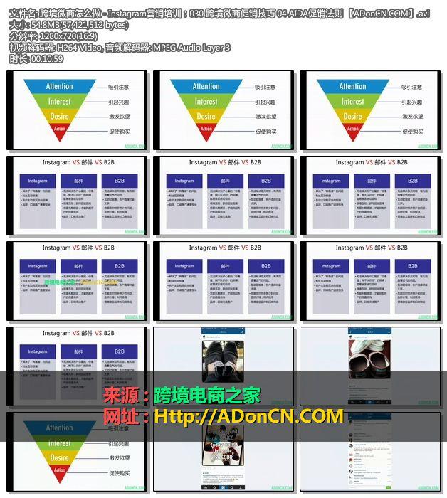 跨境微商怎么做 - Instagram营销培训:跨境微商促销技巧 AIDA促销法则