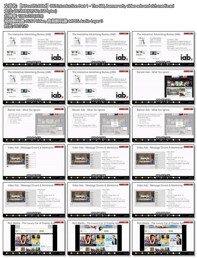 Digital Advertising & Marketing 新手指南