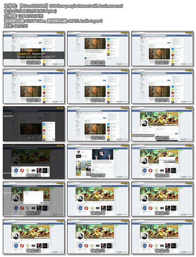 Facebook推广营销视频教程