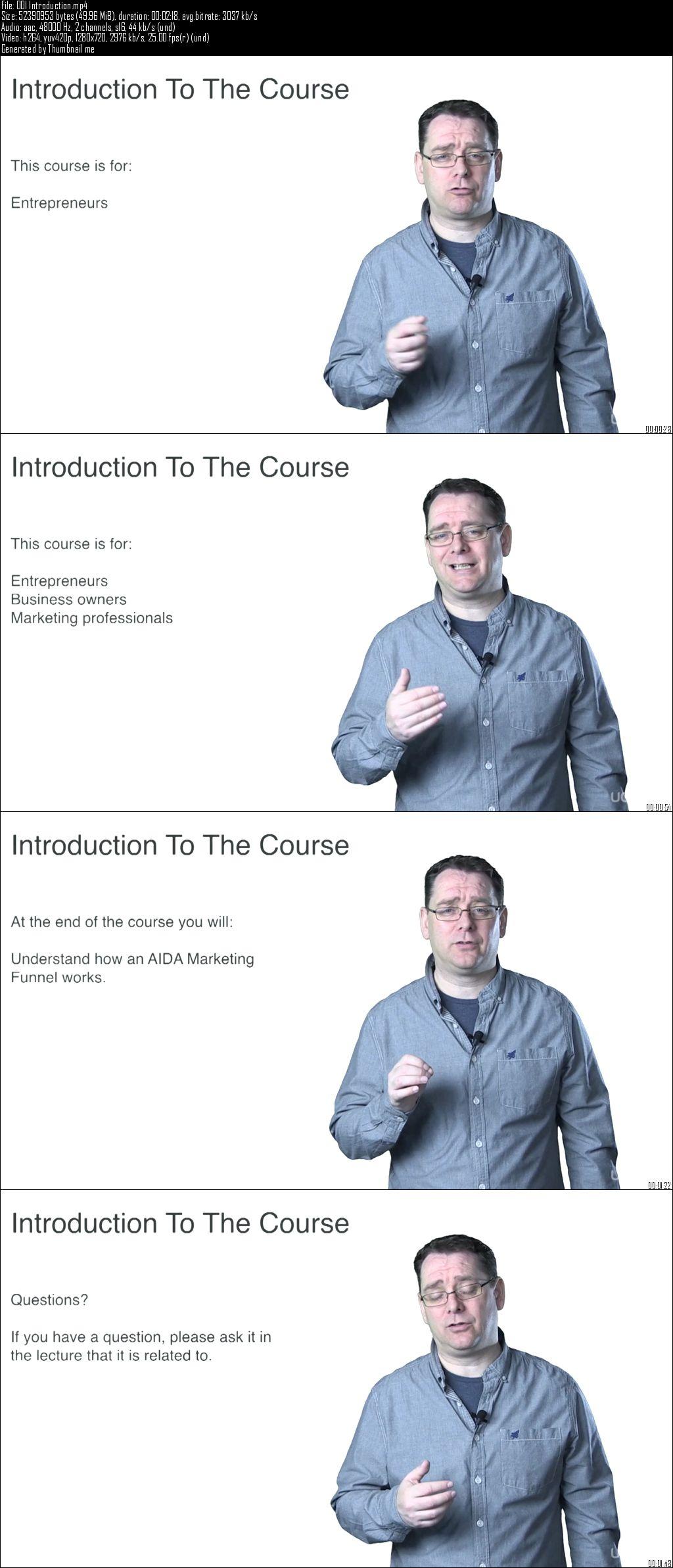 【AdOnCn.COM】001 001 Introduction - 教你如何建立电商市场中的客户管理工具 Sales Funnel(销售漏斗系统)