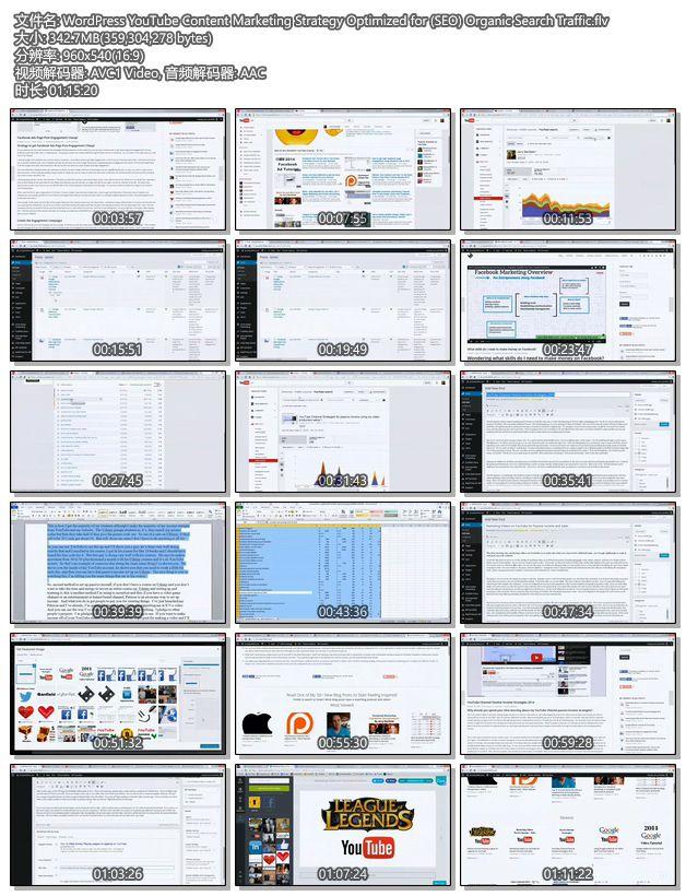 视频内容营销新玩法 - 玩转纯正的搜索引擎优化流量
