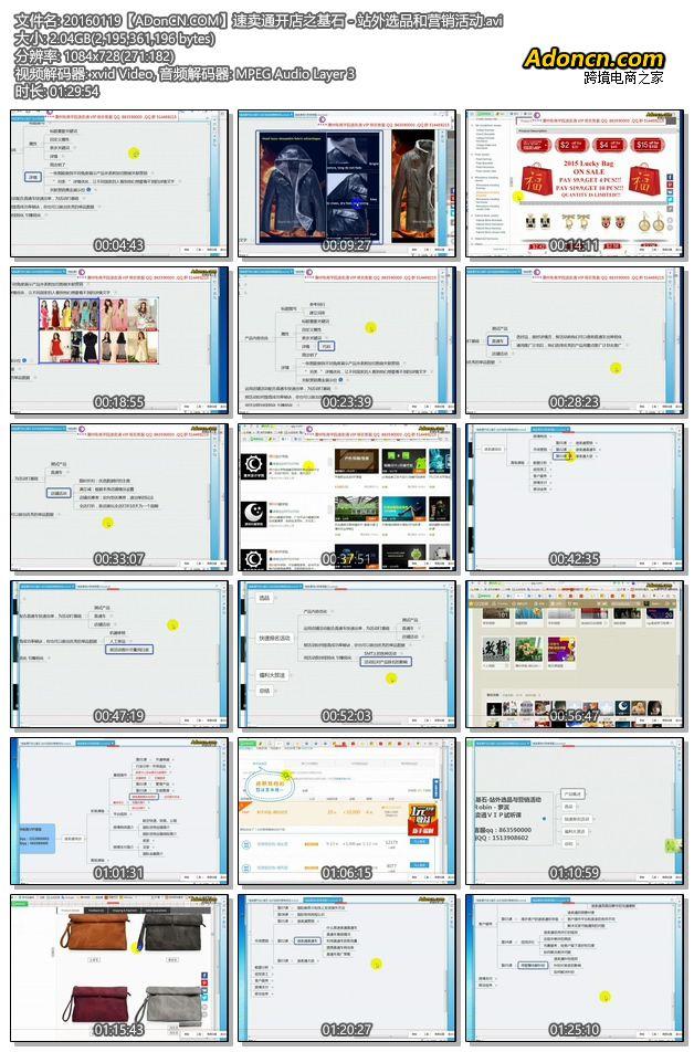 全球速卖通宝典(AliExpress如何开店) - 速卖通开店之基石 - 站外选品和营销活动