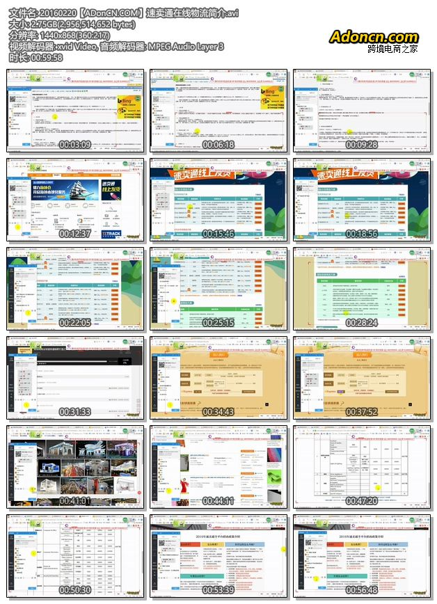 全球速卖通宝典(AliExpress如何开店) - 速卖通在线物流简介