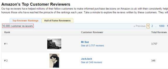一步步教你如何向英国亚马逊Top Reviewer索取好评