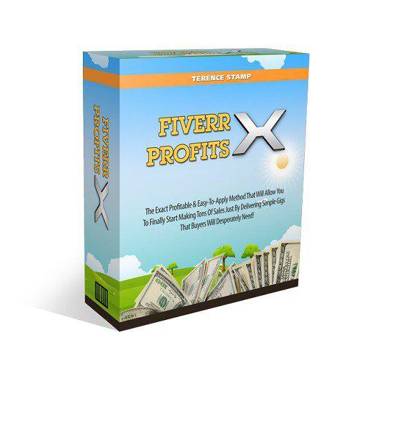 简单的方式在Fiverr无止境的金钱销售GIGS(Fiverr Profits X)