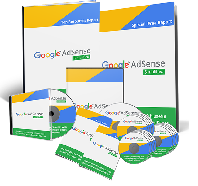 Adsense在没有任何技术专长的情况下,飙升网站收益。(Google Adsense Simplified)