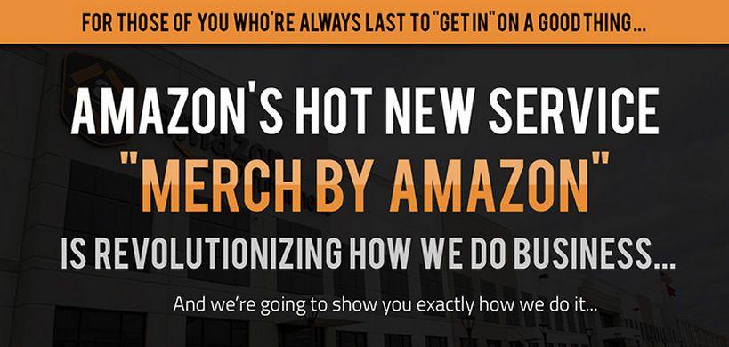 """亚马逊T恤打印服务""""Merch by Amazon""""创建自己的T恤设计, 在Mercy Store上销售!(Merch Mastery)"""