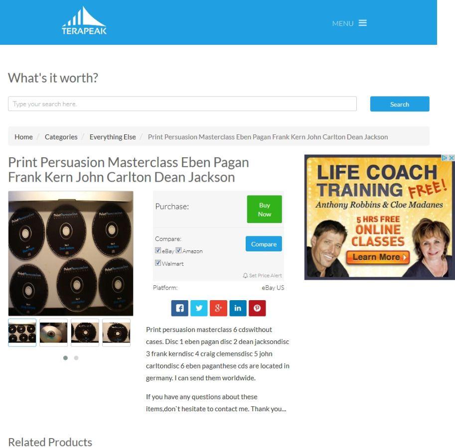Print Persuasion Masterclass - Learn Copywriting Secrets from Legendary Marketers(Print Persuasion Masterclass)
