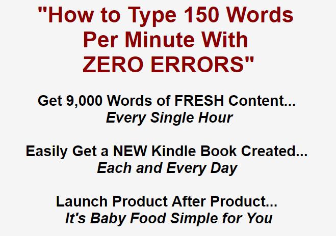 每分钟打字149个英文单词零错误!电商客服必备!(Juggernaut Mind Typing)