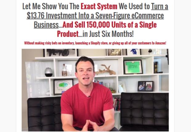 最好的电子商务培训课程 - 开设自己的电子商务业务(Simple eCom Launch System)