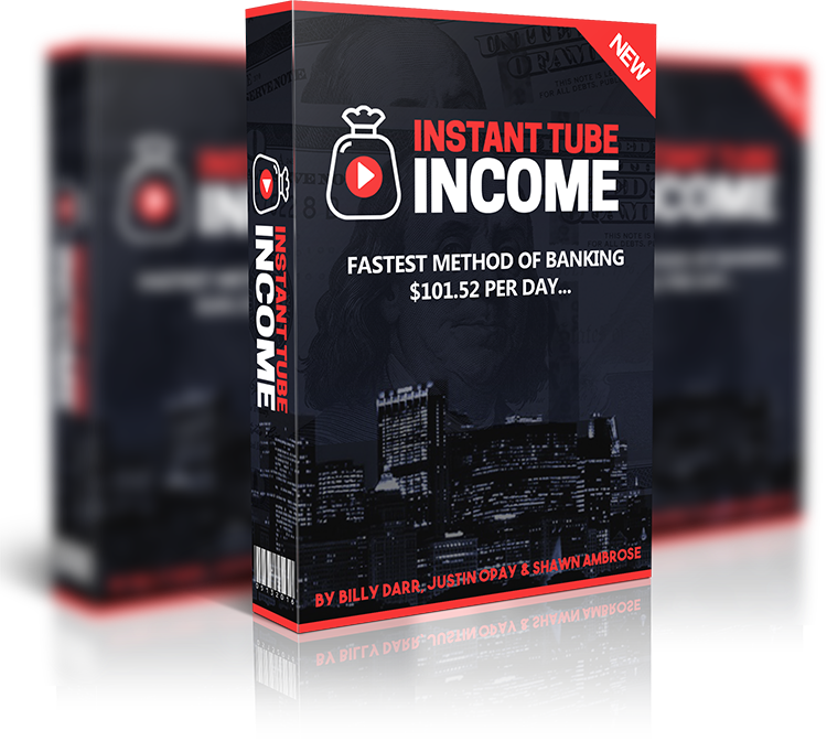 """Newbie Friendly"" Training Reveals How You Can Make $100+ Per Day(Instant Tube Income)"