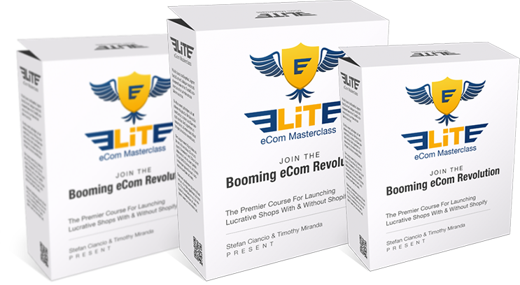 利润丰厚的电商业务大师级指导(Elite eCom Masterclasss)