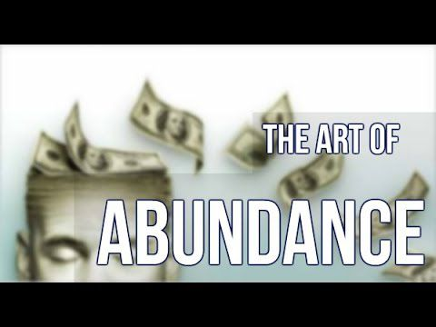 A Simple Guide to Discovering Life's Treasures(The Art of Abundance)