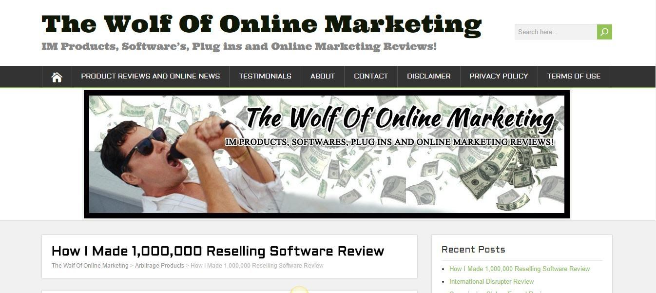 How I Made 1,000,000 Reselling Software(1 Million Reselling Software)