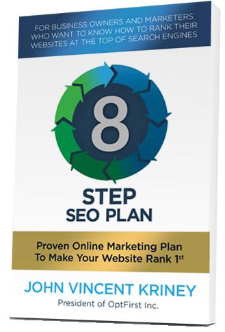 搜索引擎优化计划 - 如何在八个简单的步骤中实现SEO(8 Step SEO Plan)
