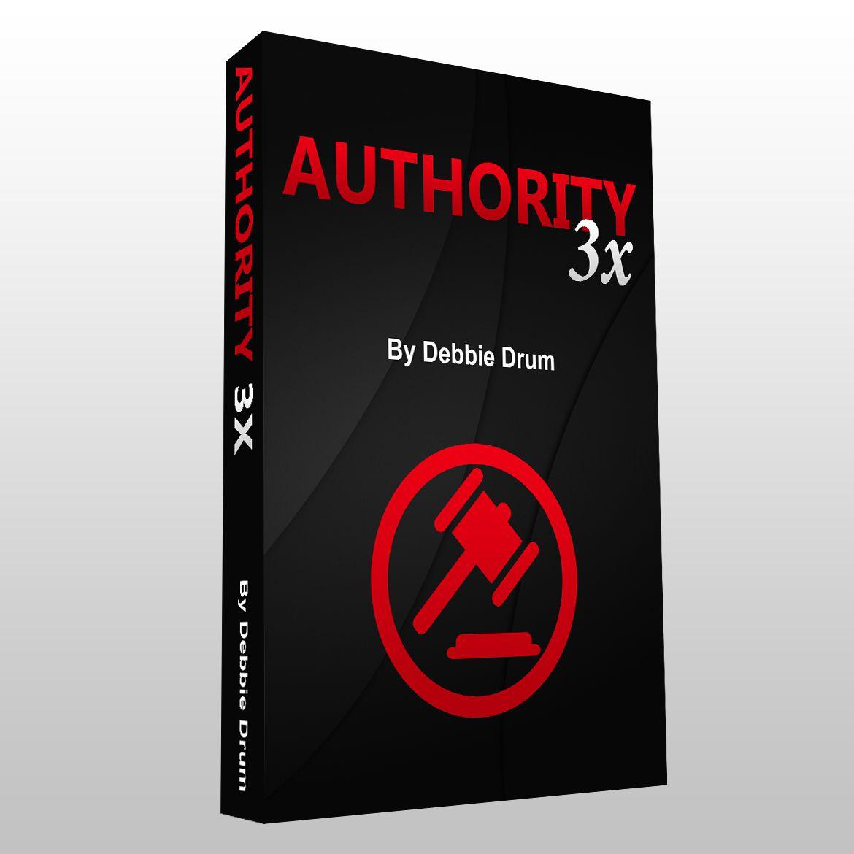三个简单的步骤成为容易被人记住的营销人员(Authority 3x)