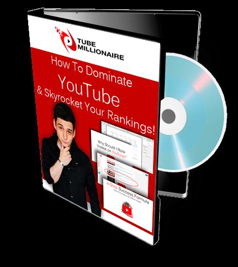 通过一个YouTube视频向你传授超过价值5万美元的秘密(Tube Millionaire)