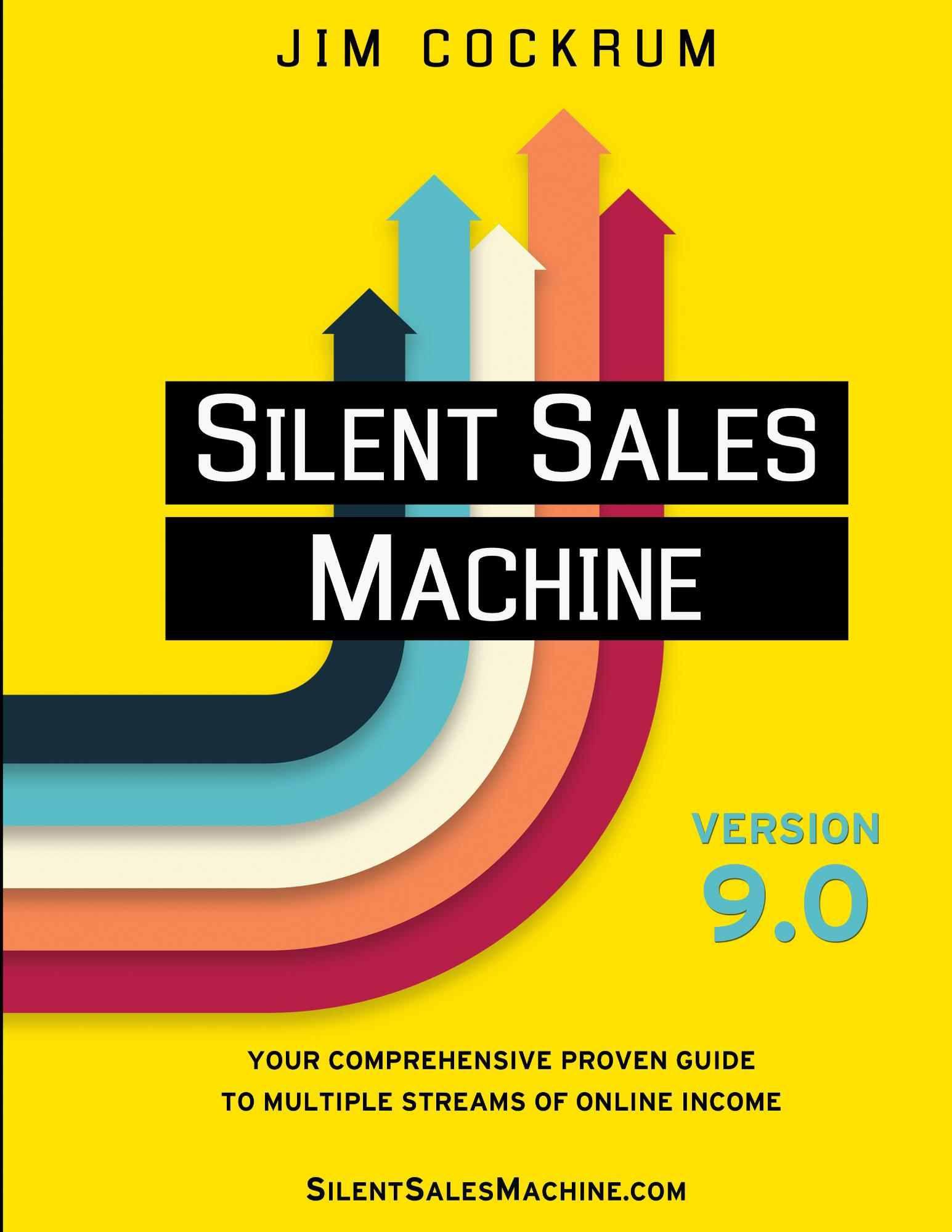 教你如何多途径通过网络赚钱的入门指南(Silent Sales Machine)