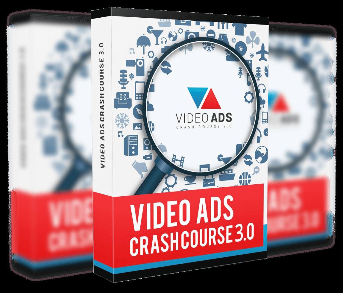 原创的视频广告的速成课程 - 最好的YouTube视频广告培训教程(Video Ads Crash Course)