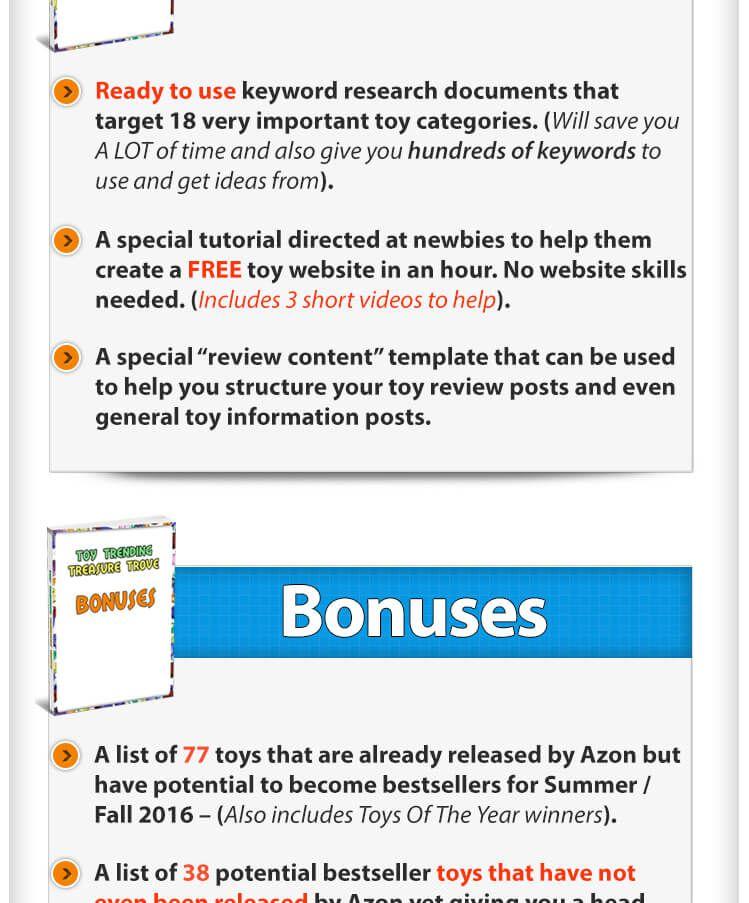 亚马逊玩具大卖家 - 亚马逊卖家成长指南(Toy TRENDING Treasure Trove)