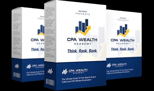 通过将关键字研究与新兴的新兴市场相结合,成为该领域的权威。(CPA Wealth Academy)