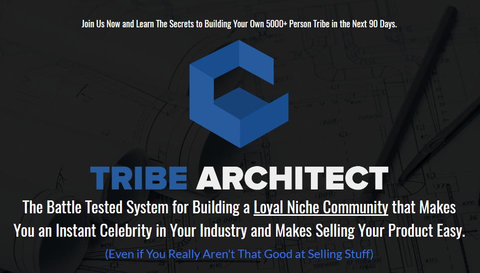 接下来的90天里建立你自己的5000+人小众社区的秘密(Tribe Architect)