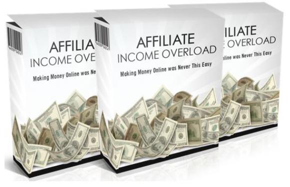 经验丰富的联盟营销人员揭示了如何获取稳定的佣金收入(Affiliate Income Overload)