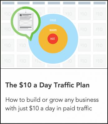 如何利用Facebook快速启动、测试和扩大你的廉价流量计划($10 a Day Traffic Plan)