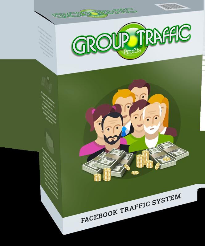 学习如何就用一个FACEBOOK帖子就赚取了$665美元(Group Traffic Profits)