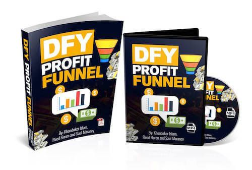 dfyfunnelwhite - A COMPLETE And PROVEN Business Model That Will Build You A Responsive List of Customers And Line Your Pockets With Cash Right Out The Gate!!!(DFY Profit Funnel)