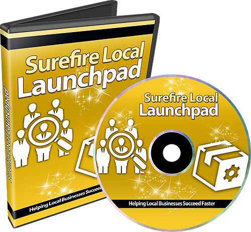 从今天开始通过向当地企业提供服务,并在人群中脱颖而出,发现如何赚钱。(Surefire Local Launchpad)