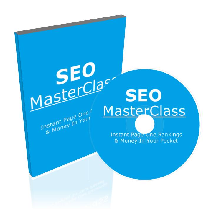 SEO大师班教您如何几秒钟内对任何一个关键字进行SEO排名优化(SEO MasterClass)