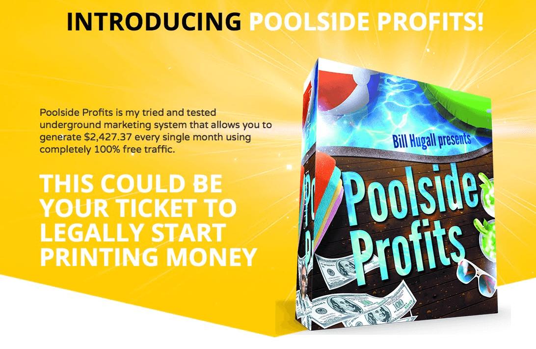 建立自己的电子邮件列表,成为电子邮件营销巫师!(Pool Side Profits)