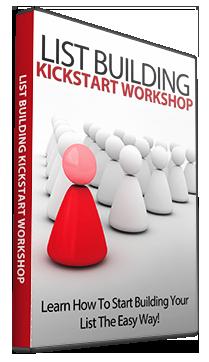 精准邮件营销 - 新人简单的入门方式稳定的建立40,000+订阅者(List Building Kickstart)