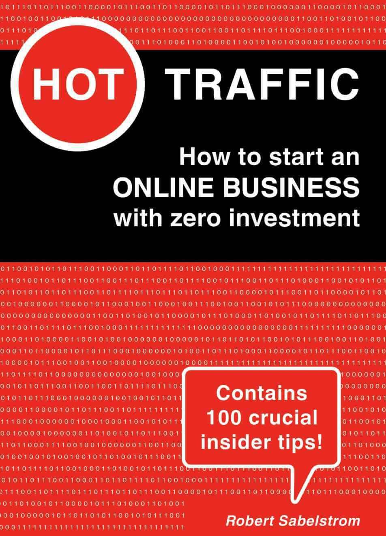 一百个测试可行的建议,在零基础、开始、增长和优化你的电商在线业务流量方面比较可靠。(How to start an Online Business with zero investment)